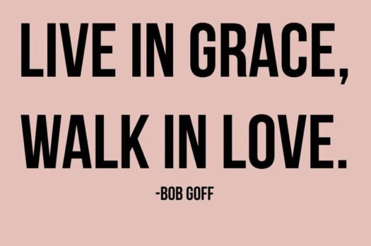 Live in Grace